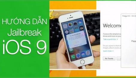 Hướng dẫn Jailbreak iOS 9.1 cực dễ làm!!!