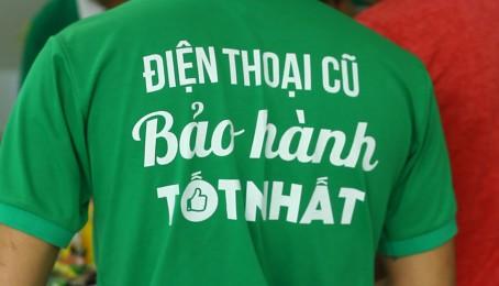 Di Động Mango khai trương tại 333 Nguyễn Khang - Những hình ảnh đẹp nhất!