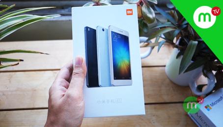 Tặng voucher 500K mua Xiaomi Mi4S tại Mango