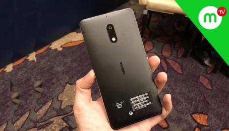 Hình ảnh chi tiết Nokia 6 chính thức ra mắt UPDATE #08