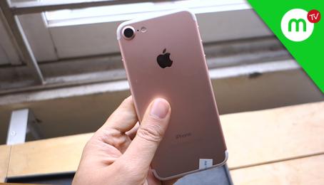 Tặng 700K cho ai mua iPhone 7 Vàng Hồng 32Gb!!!