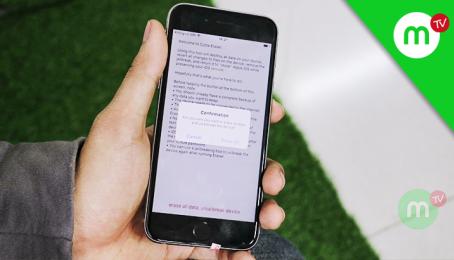 Xóa Jailbreak không BỊ lên bản iOS mới nhất - Mango TRẢ LỜI COMMENT #05