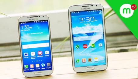 Đánh giá Samsung S4 LTE-A sau 4 năm có còn đáng mua năm 2017 | MangoTV