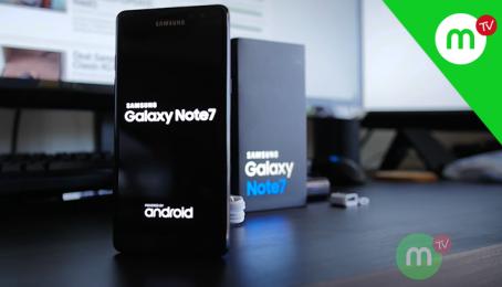 News #15 25/3 Samsung ngăn chặn người dùng Note 7, Samsung S8 lộ cảm biến mống mắt   MangoTV