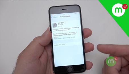 News #23 4/4 Đã có iOS 10.3.1, iPhone 8 có nhận diệt khuôn mặt 3D | MangoTV