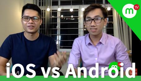 LG V20 VS iPhone 6S Plus chọn máy nào? - FAN CUỒNG ĐẠI CHIẾN #3
