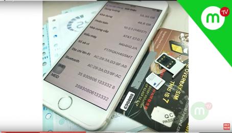 News #28 10/4 Biến iPhone lock thành quốc tế, người Việt tự làm tàu vũ trụ | MangoTV