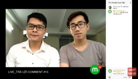 Phân biệt vỏ iPhone ZIN - LÔ? Mango TRẢ LỜI COMMENT #15 Livestream | MANGOTV