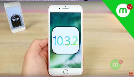 News #30 13/4 IOS 10.3.2 chính thức KHAI TỬ iPhone 5,5C, trợ lý ảo như IRONMAN | MangoTV