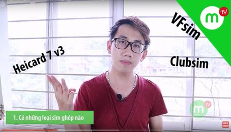 Sim Ghép 4G tự fix lỗi iPhone lock - Tất cả những điều Phải biết | VlogMANGO #1 | MANGOTV
