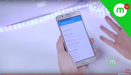 Mở hộp Siêu phẩm Samsung J7 cực hấp dẫn trong phân khúc 3 triệu| MANGOTV