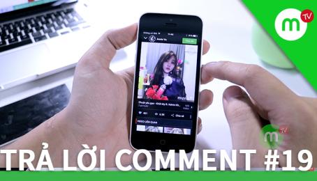 Trả lời #19 TRẢI NGHIỆM THỰC TẾ sử dụng iOS 10.3.1 trên iPhone 5C | MANGO TV
