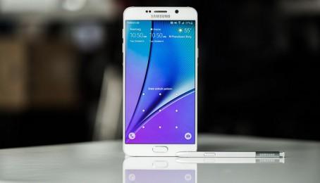 Đánh giá về Samsung Galaxy Note 5