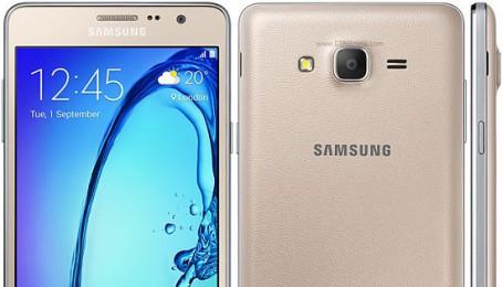 Samsung Galaxy on7 giá bao nhiêu?