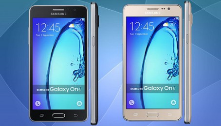 Samsung on5 giá bao nhiêu?
