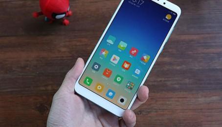 3 điều cần biết khi mua Xiaomi Redmi 5 Plus xách tay giá rẻ