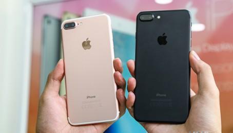 Gian nan tìm mua iPhone 7 plus cũ hàng nguyên bản