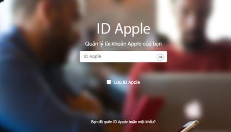 Hỏi đáp số 19: Mất Apple ID và bị luộc linh kiện điện thoại khi đi sửa