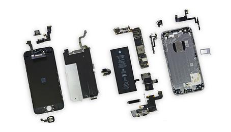Hỏi đáp số 20:Có thể nâng cấp bộ nhớ iPhone 6 từ 16gb lên 64gb không?