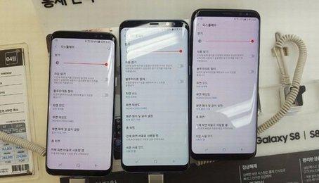 Hỏi đáp số 23: Thay màn hình Samsung CỰC ĐẮT, Galaxy S8 Plus ám hồng rất nặng