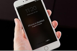 Hỏi đáp số 26: iPhone 7 Plus bị quên iCloud giờ xử lý như thế nào?