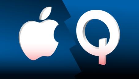 Qualcomm hạ gục Apple trong cuộc chiến pháp lý về iPhone