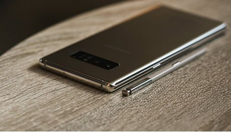 Tạo GIF một cách vô cùng đơn giản trên Samsung Galaxy Note 8