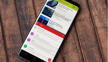 Samsung One UI: Mở các ứng dụng trong chế độ chia màn hình