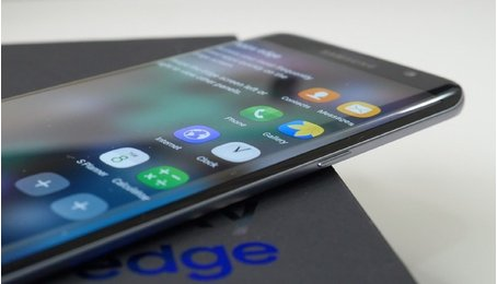 Hãy tận dụng màn hình tràn cạnh của các máy Samsung