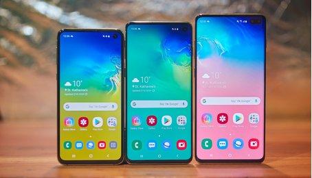Galaxy S10 giúp Samsung giành lại thị phần tại Trung Quốc