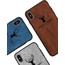 Ốp Kans vải bò cho iPhone X
