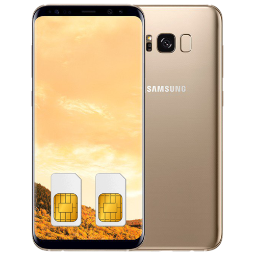 Samsung Galaxy S8 Plus 64G Quốc Tế cũ (Đẹp 99%)
