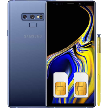 Samsung Note 9 128G 2 SIM cũ (Đẹp 99%)