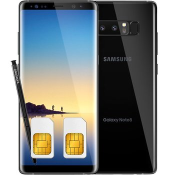 Samsung Note 8 256G 2 SIM cũ (Đẹp 99%)