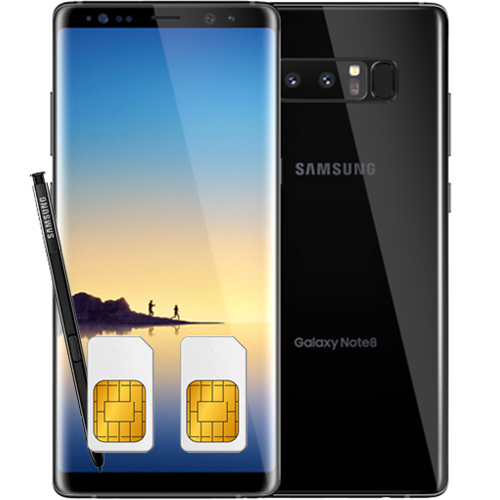 Samsung Note 8 Hàn 64G cũ (Đẹp 99%)