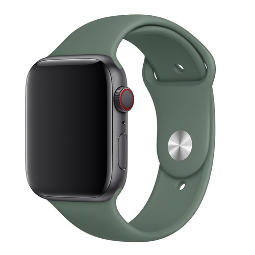 Dây Apple Watch - Pine Green Sport Band 44mm