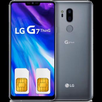 LG G7 ThinQ 2 SIM cũ (Đẹp 99%)