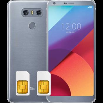 LG G6 32G 2 SIM cũ (Đẹp 99%)