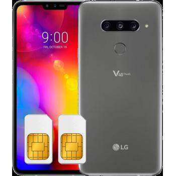 LG V40 ThinQ 128G 2 SIM cũ (Đẹp 99%)