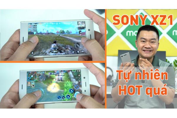 Sony XZ1 có gì ngon mà tự nhiên HOT thế?