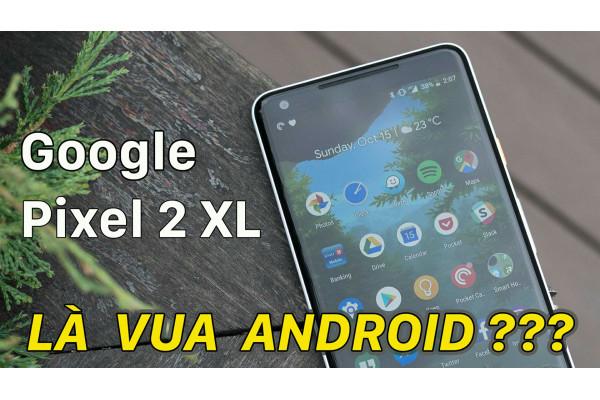 3 điều giúp Google Pixel 2 XL là Ông Vua Android phân khúc 4 triệu