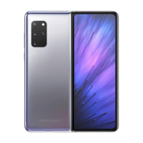 Samsung Z Fold 2 Mới