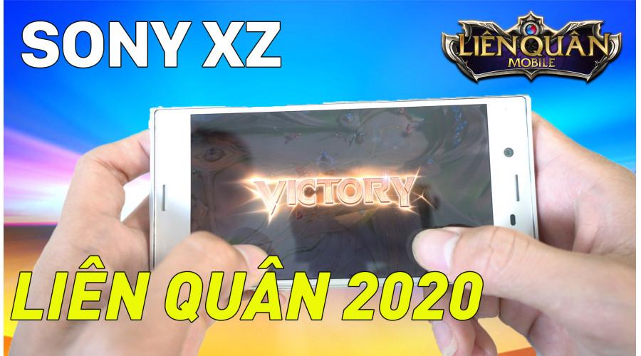 Video thực tế Sony Xperia XZ cũ (Đẹp 99%)