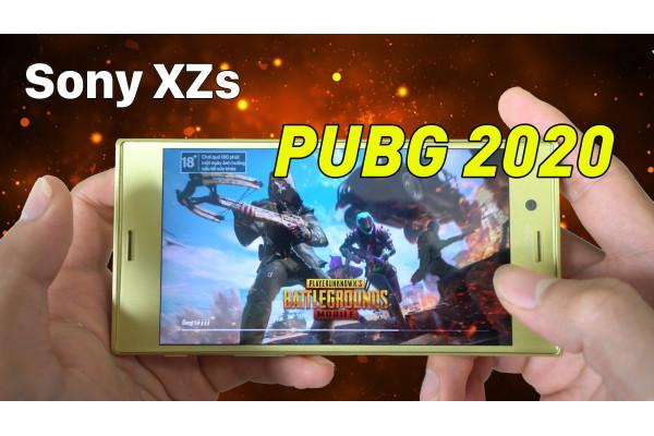 Năm 2020 chơi PUBG trên Sony Xperia XZs như thế nào?