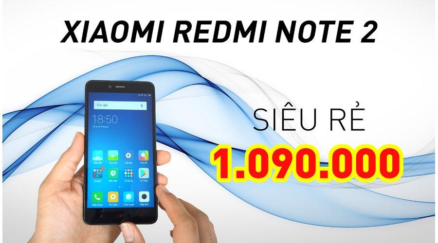 Video thực tế Xiaomi Redmi Note 2 2 SIM cũ (Đẹp 97-98%)