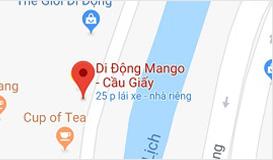 google map di dong mango
